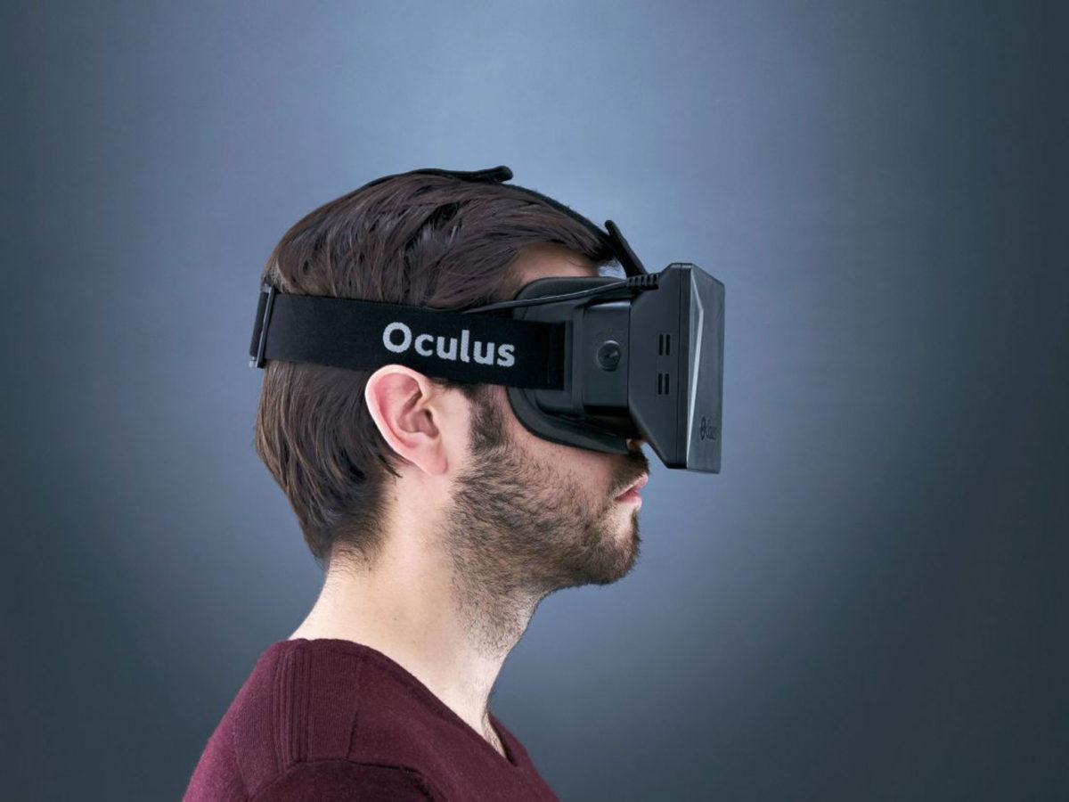 6bf90e6e149379 De Oculus Rift VR-bril is toch wel de VR-bril waar alle virtual reality  liefhebbers naar uitkijken. Door de grote stappen die virtual reality de  laatste ...
