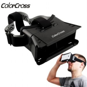 ColorCross Virtual Reality 3D Bril voor 4-6%22 Smartphones
