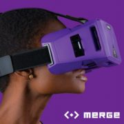 Merge VR Virtual Reality Bril