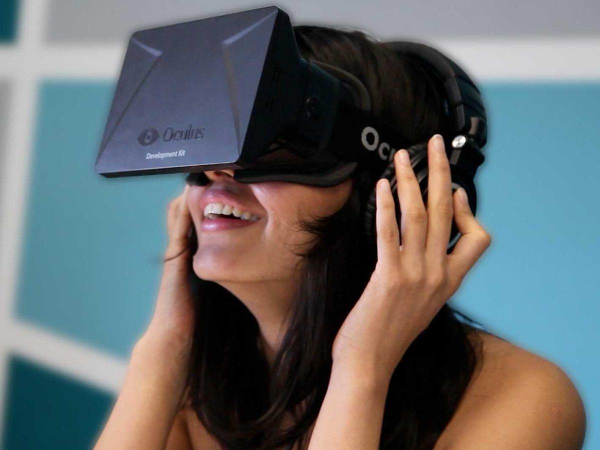 Dit is hoe een VR Bril werkt